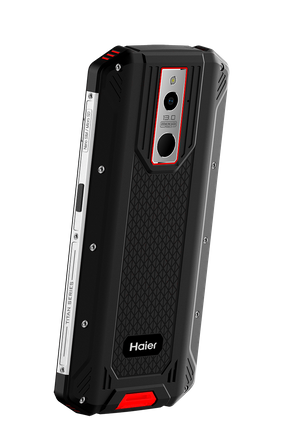Haier Titan T3 Black + Red